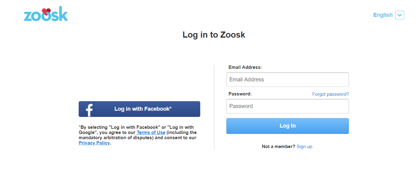 Zoosk Login Steps As Quick As Possible