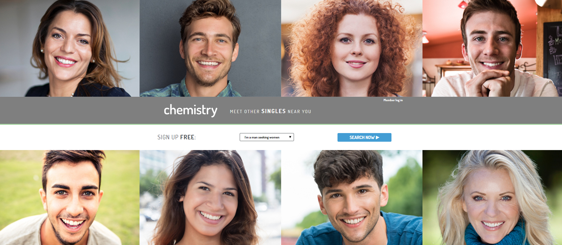 Chemistry Online Dating Sign Up