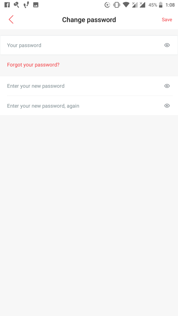 How to login and reset 3somers account password